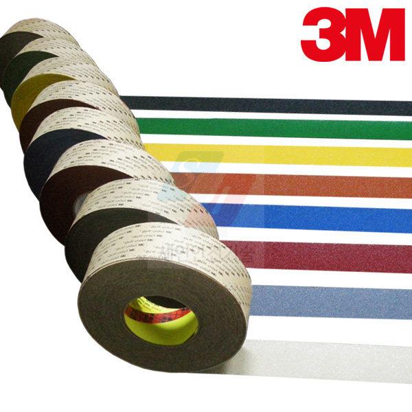 3M정품 미끄럼방지테이프 논슬립테이프 일반형 18m 상품이미지
