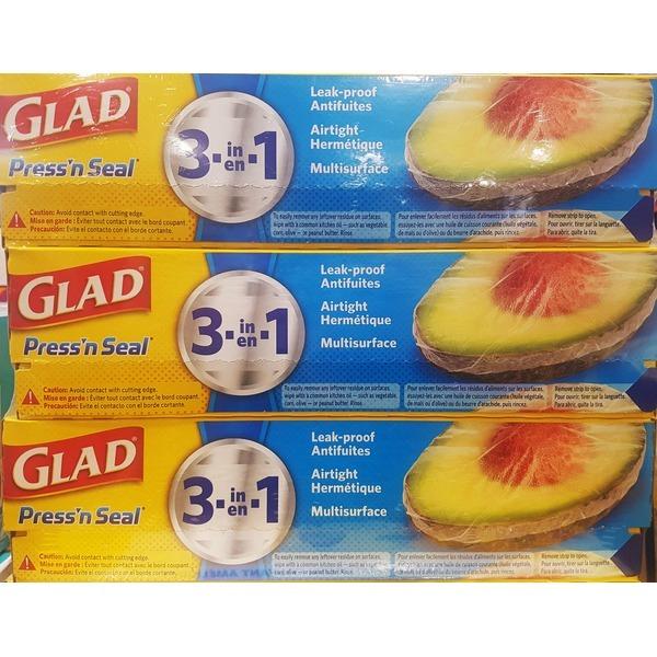 GLAD 글래드 프레스앤씰 매직랩 30cm  43.3m  3개 상품이미지