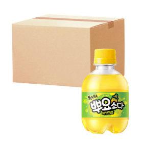 뿌요소다 파인애플 1BOX(24개)