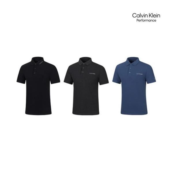 캘빈클라인 퍼포먼스  남성 아이코닉 폴로셔츠 3종 상품이미지