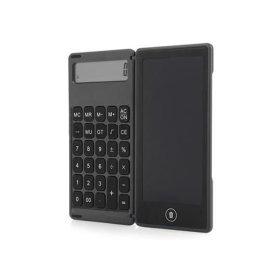 LCD 전자노트 계산기 패드 드로잉 메모장 보드 블랙