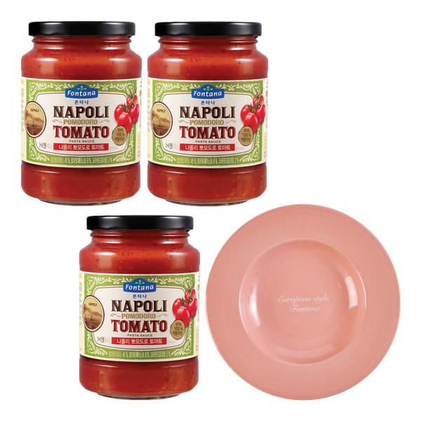 폰타나 뽀모도로 토마토 파스타 3개 + 스파게티 1개 상품이미지