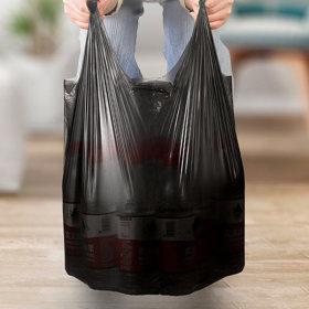 인블룸 재활용쓰레기 손잡이형 비닐봉투 100매 1+1+1