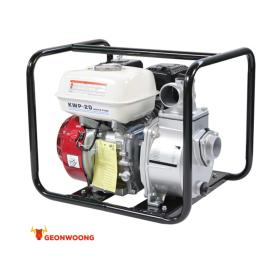 정품 혼다 엔진 양수기 양수 펌프 2인치 KWP20