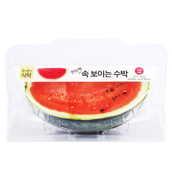수박 1/4통 상품이미지