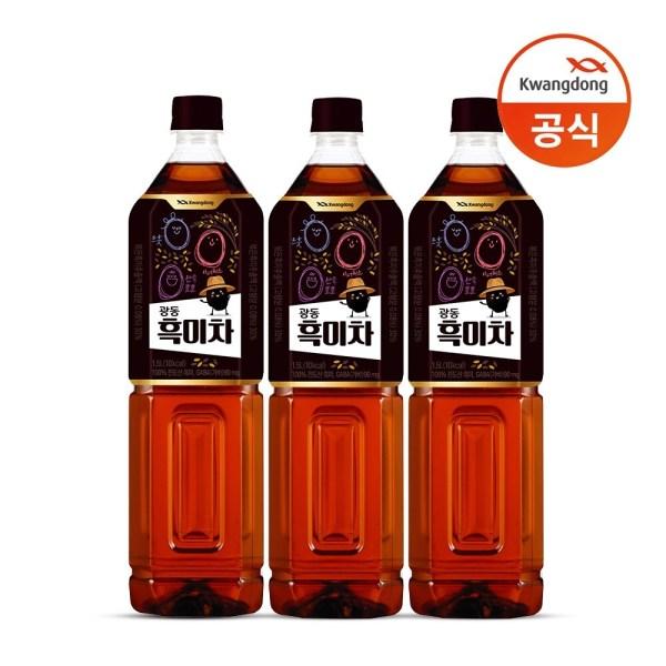 흑미차 1.5L 12PET/음료수 상품이미지