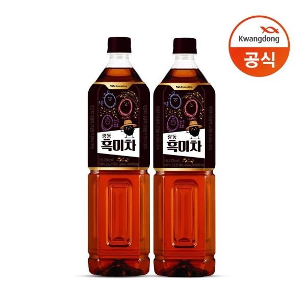 흑미차 1.5L 6PET/음료수 상품이미지