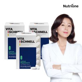 비타슈넬 칼슘 마그네슘 비타민D (3개월분)
