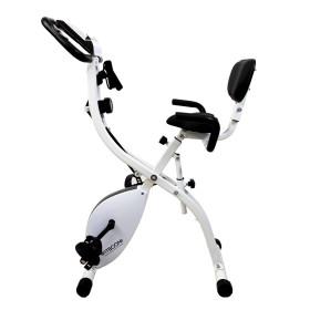 접이식 실내 자전거 FB-CY1000 바이크 헬스 화이트