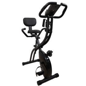 접이식 실내 자전거 FB-CY1000 바이크 헬스 블랙