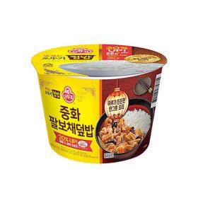 중화팔보채덮밥 컵밥 310G