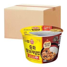 중화팔보채덮밥 컵밥 310G 1박스 (12개)