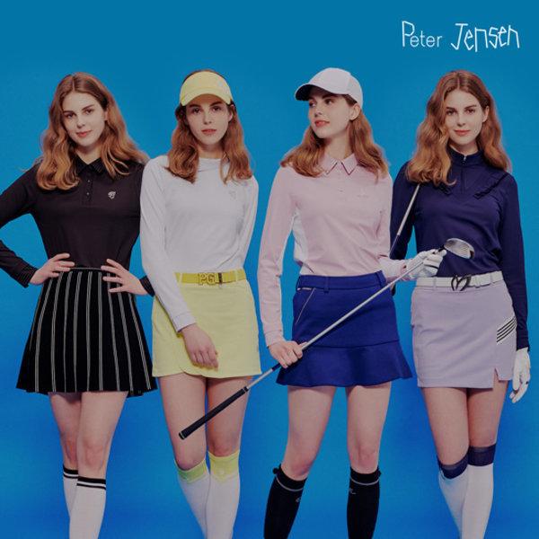 21SS 피터젠슨 퍼포먼스 폴로 여성 셔츠 4SET 상품이미지