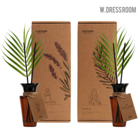 Aromatherapy Diffuser Package Set 200ml 2 Types Pick 1