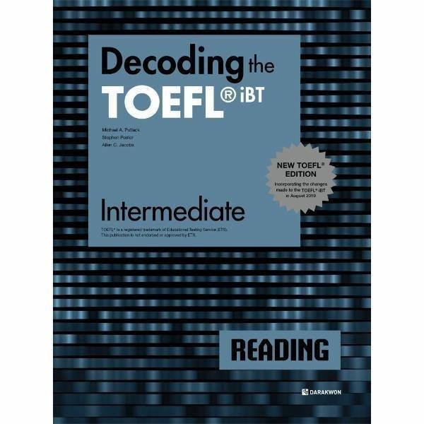 DECODINGTHE TOEFL IBT READING INTERMEDIATE(NEW TOEFL EDITION) 상품이미지