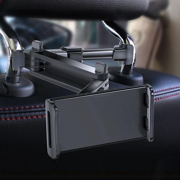 자동차 뒷좌석 헤드레스트 핸드폰 태블릿 PC 거치대 상품이미지
