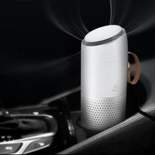 ROCK PM2.5 공기청정기 포름알데히드 차량용 음이온 상품이미지