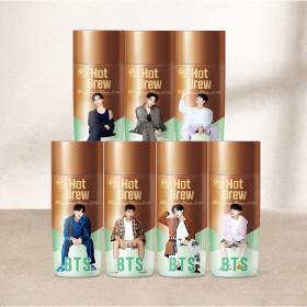 BTS Hy Hot Brew Macadamia Latte 12pcs + Cold Brew 6pcs Giveaway