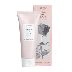 BLANC DE BODY Body Scrub CLASSIC SOAP 180g Natural body scent