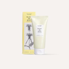 BLANC DE BODY Body Scrub SWEET BLOOM 180g Natural body scent