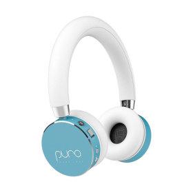Puro BT2200 청력보호 블루투스5.0 헤드셋 /스카이블루