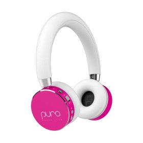 Puro BT2200 청력보호 블루투스5.0 헤드셋 /핑크