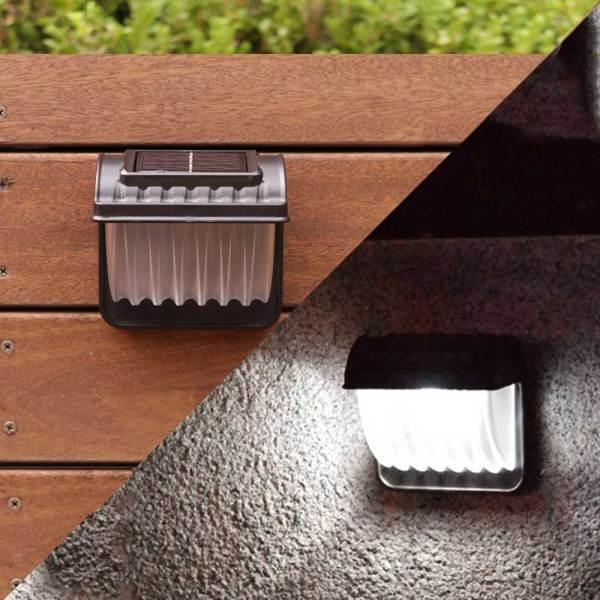 태양광 LED정원등 태양열 조명 벽등 벽면걸이 상품이미지