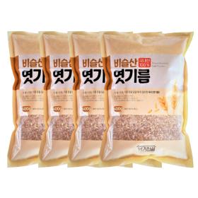 유가농협  /엿기름1.6kg(400g x 4봉)/햇겉보리로 만든