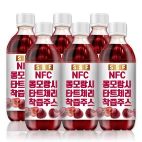 NFC 몽모랑시 타트체리 착즙 주스 원액 10병(총 5L)