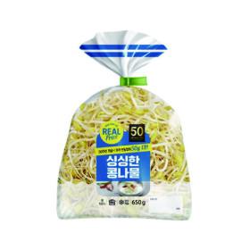 리얼 창립50주년 싱싱한콩나물 650g