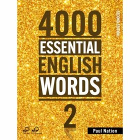 4000 ESSENTIAL ENGLISH WORDS(2)SECOND EDITION