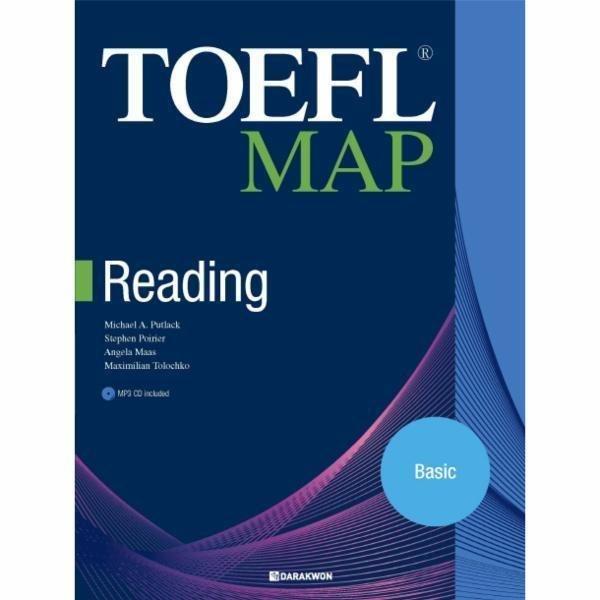 TOEFL MAP READING(BASIC)CD1포함 상품이미지