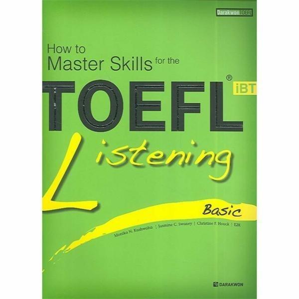 TOEFL IBT LISTENING(BASIC)CD4포함(HOW TO MASTER SKILLS FOR THE) 상품이미지