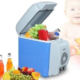 차량용 냉온장고7.5리터 휴대용냉장고 얼음팩 가방 쿨 캠핑 야영 소풍 편의용품
