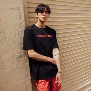 ~4XL 오버핏 루즈핏 반팔티/티셔츠/남자/남성/의류