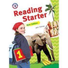 READING STARTER 1 NEW EDITION(SB+CD)
