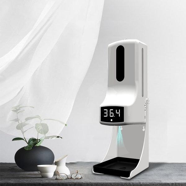 비접촉 자동 손소독 디스펜서 적외선 온도계 K9 Pro 상품이미지