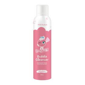 베이비앤키즈 버블클렌저 200ml 핑크(브레드이발소)