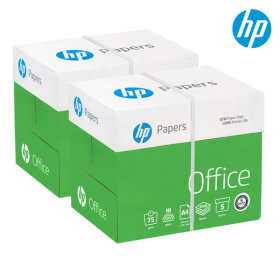 HP A4 복사용지(A4용지) 75g 2BOX(5000매) 비즈