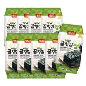 프리미엄 곱창 도시락 김 5.5g X 32봉