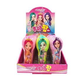 Secret Jouju Push Pop Candy 12g 18pcs