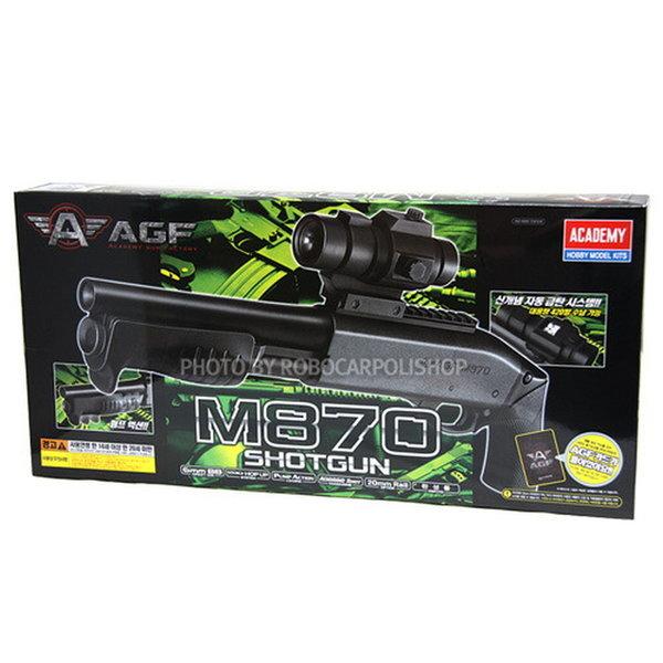 에어건 M870 샷건 비비탄총 서바이벌 BB탄총 장난감총 상품이미지