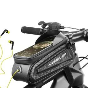 DGITEM WHEELUP 자전거가방 하드케이스 방수 안장가방