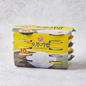 오뚜기 맛있는 오뚜기밥 210G 10입