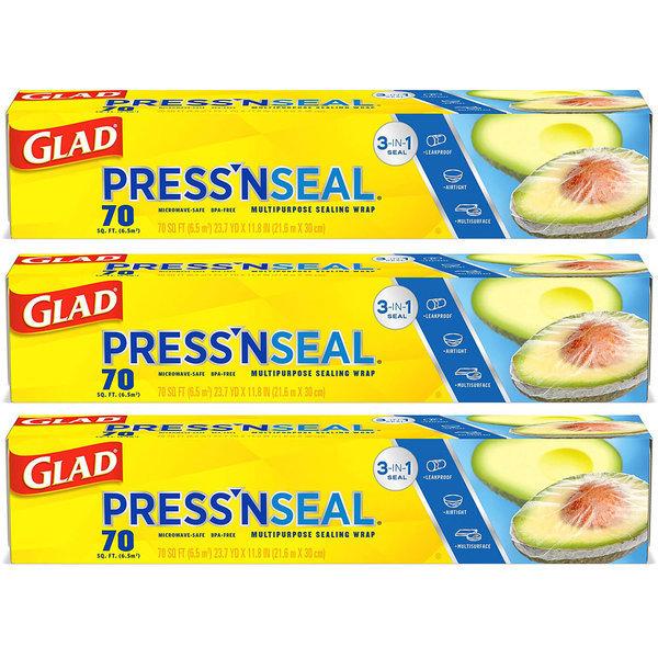 글래드 프레스앤씰 매직 랩 21.6mX30cm (3팩) 상품이미지