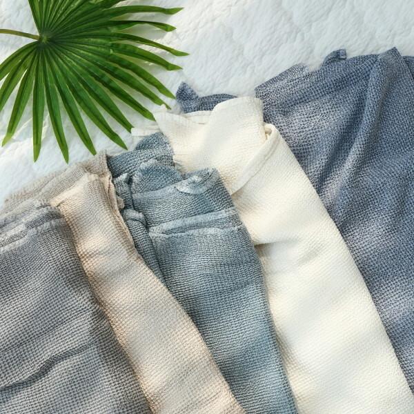 아망떼  썸머 피그먼트 풍기인견 와플이불(4color) 상품이미지