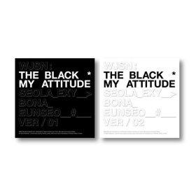 [WJSN THE BLACK)] 1ST SINGLE ALBUM MY ATTITUDE SET