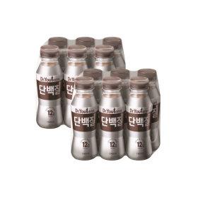 닥터유 단백질드링크 초코맛 240ml X12개 +앙크림2P