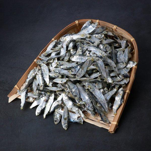 남해안 디포리(밴댕이) 진하고 풍부한 육수 국물용 500g 상품이미지