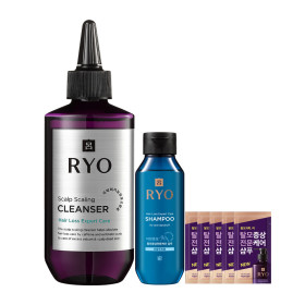 RYO Jayang 9EX Hair Loss Care Scalp Scaling Cleanser 145ml +Giveaway